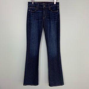 NWT Joe's Curvy Bootcut Denim Jeans in Myca Wash